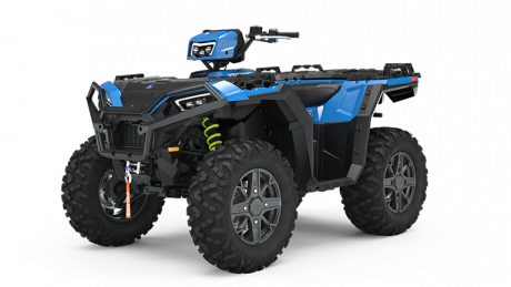 Polaris Sportsman 850 Ultimate Trail Edition 2021